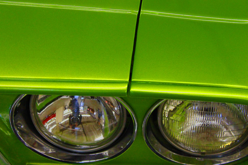 Lime Green kandy Pearl - kustom Paint Pigment