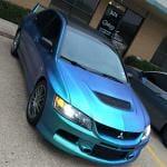 Eclipse Auto Salon uses Kolorshift Pearls 4779BG on this kustom paint job.