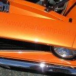 Bright Orange Kolor Pearls