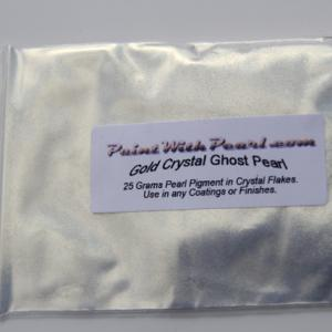 Gold Crystal Ghost Pearl ®