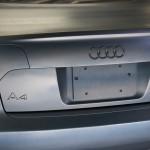 Pewter Titanium Kolor Pearls being plasti dipped on an Audi