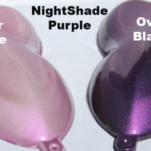 Purple-Pink kandy Paint Pearl - NightShade