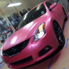 Deep Pink kandy Pearl by Eclipse Auto Spa.