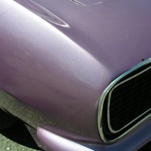 Violet Kolor Pearls - A Light Purple Metallic Pigment