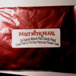 25 Gram Bag Mauve Rose Red Kolor Pearls ®.