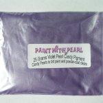 Bag of Violet Kolor Pearls ®