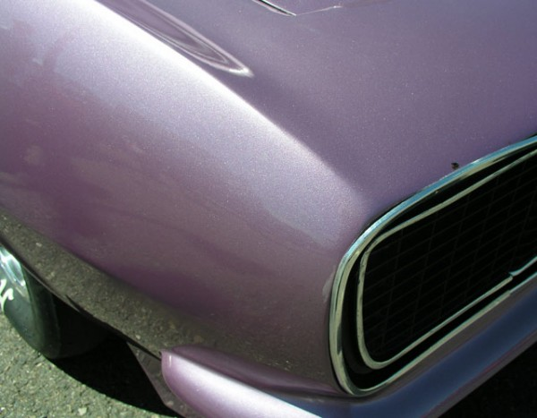 Violet Kolor Pearls ® for kustom Paint and various Coatings.