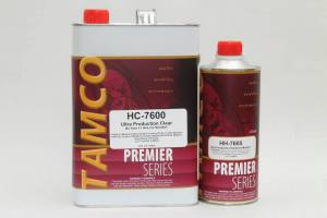 HC-7600 2 Hour Air Fast Drying Clear Coat - 5 Quart kit