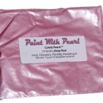 25 Gram Bag of Deep Pink Kolor Pearls for kustom paint and coatings of every kind.